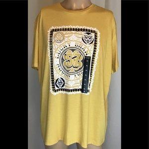 Lucky Brand NWT casual short sleeve shirt size XL